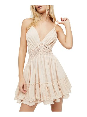 Free People endless summer by  200 degree minidress