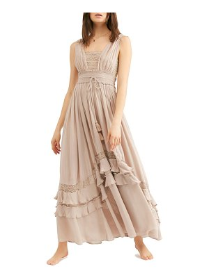 Free People endless summer by  santa maria maxi dress