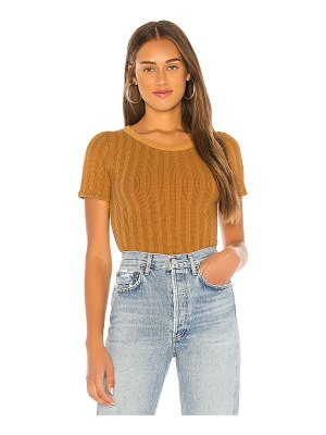 Free People escape tee