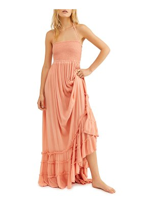 Free People endless summer by  extratropical smocked maxi dress