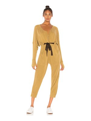 Free People Movement Feelin Good Jumpsuit
