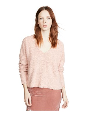 Free People finders keepers v neck sweater