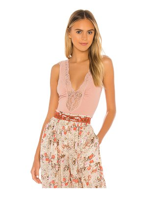 Free People first call bodysuit