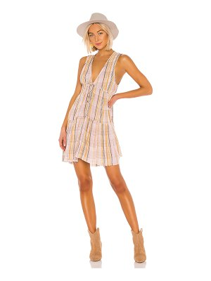 Free People freebird mini dress