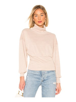 Free People Glam Turtleneck Sweater