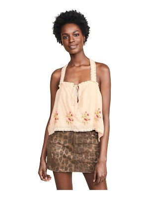 Free People golden hour top