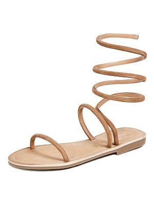Free People havana gladiator sandals