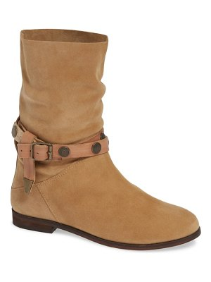 Free People hayden buckle strap boot