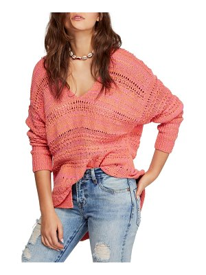 Free People hot tropics sweater
