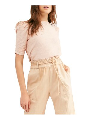 Free People just a puff t-shirt