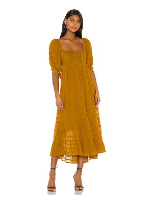 Free People lets be friends midi