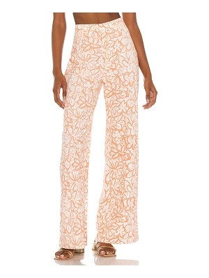 Free People love so right wide leg pant