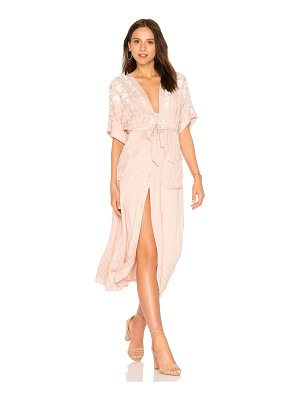 FREE PEOPLE Love To Love You Dress