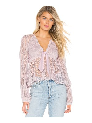 Free People luisa top