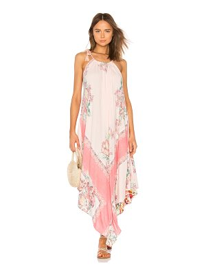 FREE PEOPLE Mind's Eye Maxi Dress