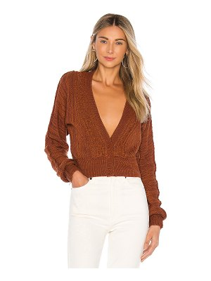 Free People moon river cardigan