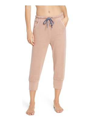 FREE PEOPLE MOVEMENT counterpunch crop jogger pants