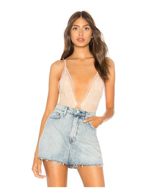 Free People No Trace Bodysuit