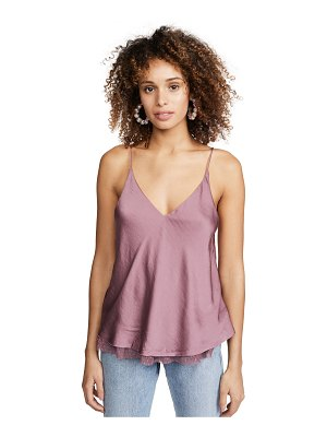 Free People one i love cami