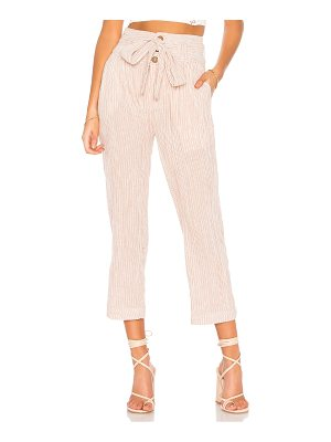 Free People Rumors Yarn Dye Harem Pant