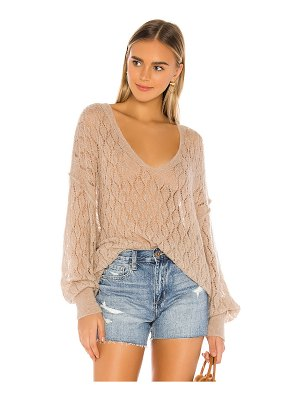 Free People say hello sweater