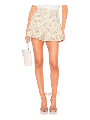 Free People shallow waters short