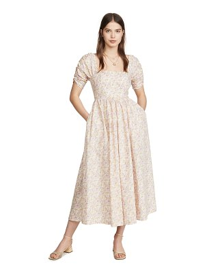 Free People she's a dream midi dress