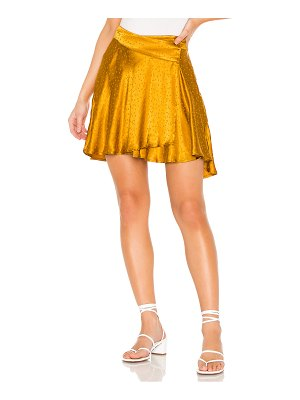 Free People starstruck mini skirt