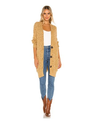 Free People sunset drive cardigan