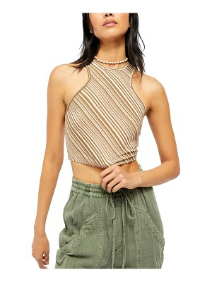 Free People tessa crop tank