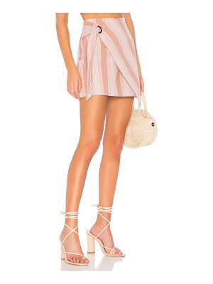 Free People Tuscan Sunrise Skirt