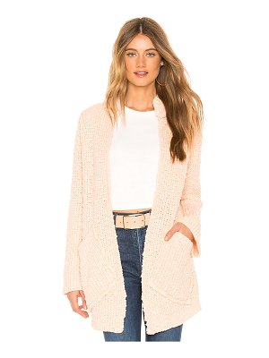 Free People Waterfront Sweater Jacket