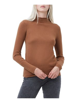 French Connection babysoft roll neck sweater