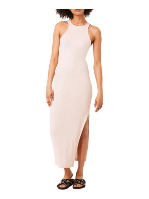 French Connection rasha ribbed midi dress