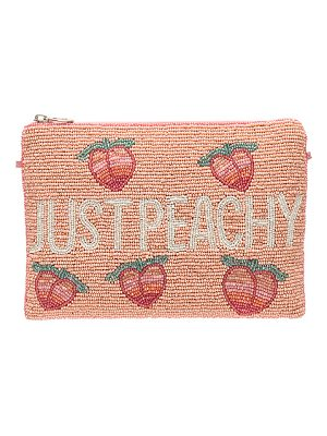 FROM ST XAVIER Peachy Clutch