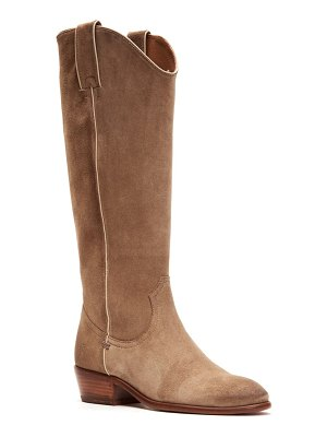 Frye carson knee high boot