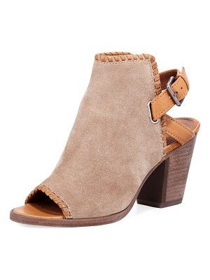 Frye Dani Shield Whipstitch Booties
