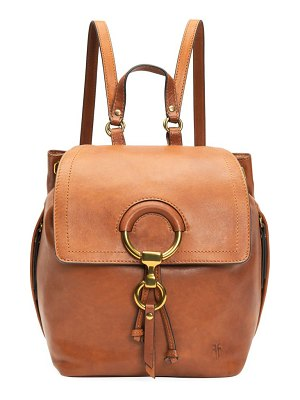 Frye ilana small leather backpack