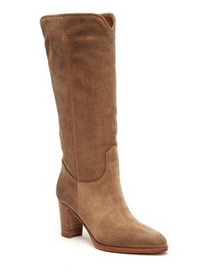 Frye June Suede Knee Boots