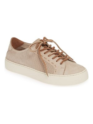 Frye lena perforated sneaker