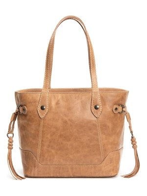 Frye melissa carryall leather tote