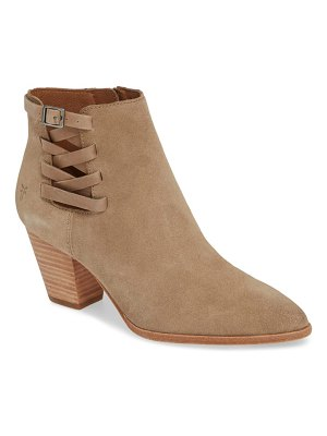 Frye reed strappy bootie