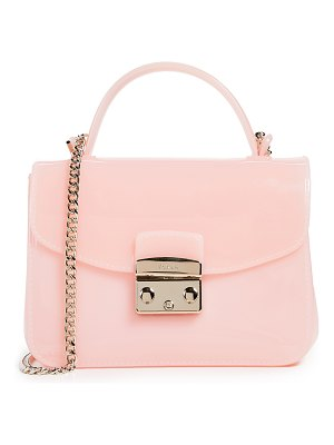 Furla candy meringa mini crossbody bag