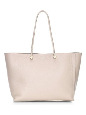 Furla medium eden leather tote bag