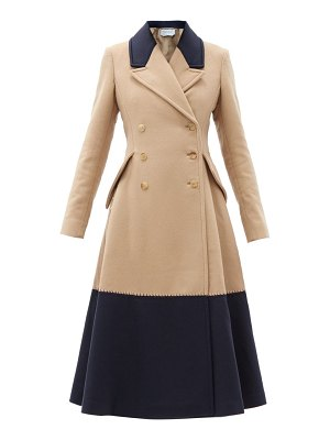 Gabriela Hearst cantwell double-breasted cashmere coat