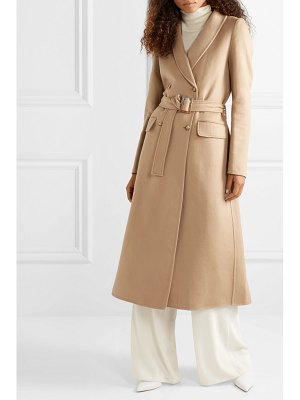 Gabriela Hearst joaquin double-breasted pleated cashmere coat