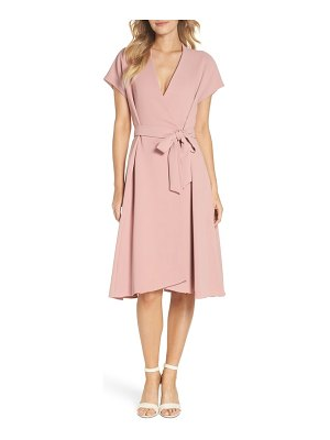Gal Meets Glam Collection audrey wrap dress