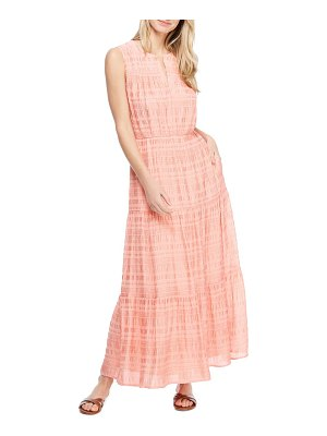 Gal Meets Glam Collection fiona tiered maxi dress