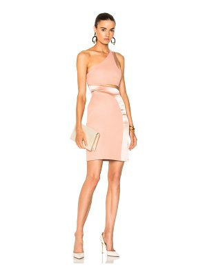 Galvan London for FWRD Asymmetric Mini Cocktail Dress
