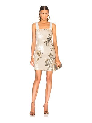 Galvan London Salar Mini Dress